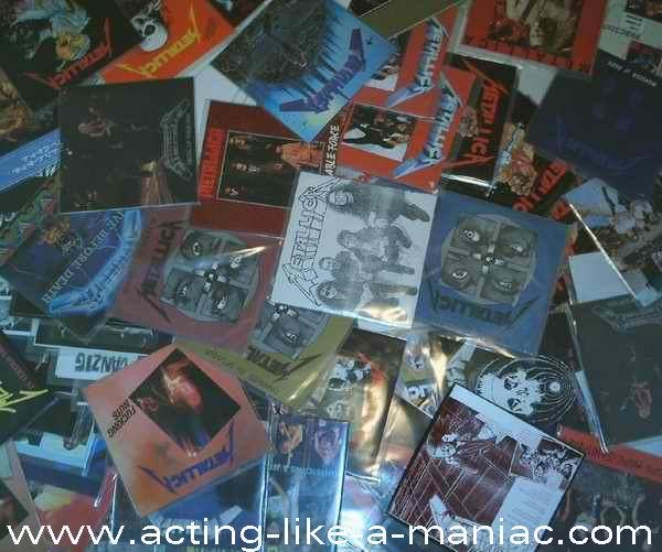 The Metallica Vinyl Bootlegs Index